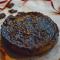 Флан с шоколадным ганашем