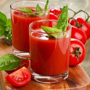 Домашній консервований томатний сік