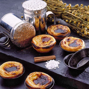 Португальский десерт Паштел-де-ната