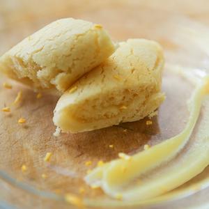 Рулет с лимонно-апельсиновым курдом