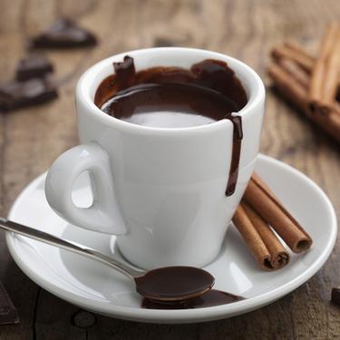 Гарячий шоколад - Рецепт від Pyramida