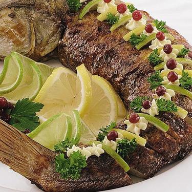 Як зняти шкірку з риби для фарширування - Рецепт від Pyramida