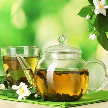 Як заварити смачний зелений чай - Рецепт від Pyramida