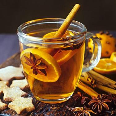 Чай з хурми - Рецепт від Pyramida