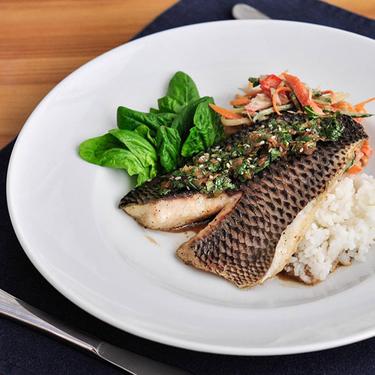 Як приготувати рибу за 3 хвилини - Рецепт від Pyramida