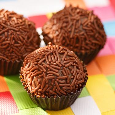 Бразильское лакомство - конфеты Бригадейро - рецепт от Pyramida