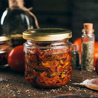 В'ялені томати - Рецепт від Pyramida