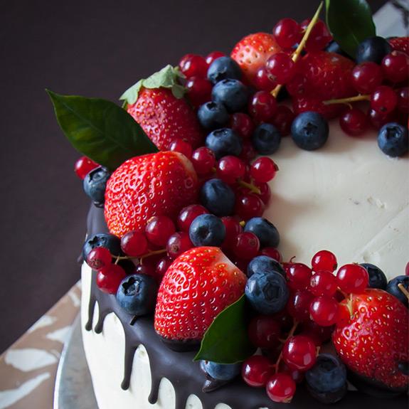 Как приготовить диетический торт - рецепт от Pyramida