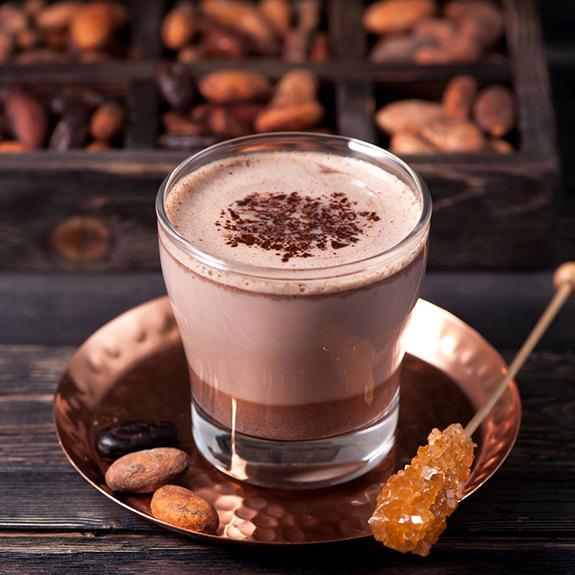 Ідеальне какао - Рецепт від Pyramida