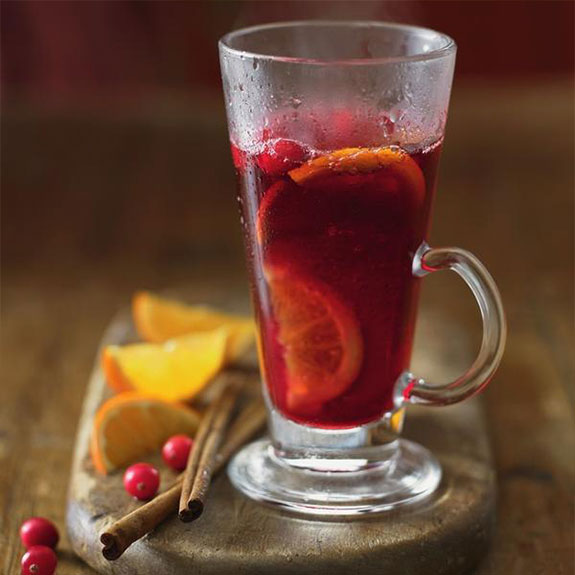 Гарячий бадьорий ранковий коктейль - Рецепт від Pyramida