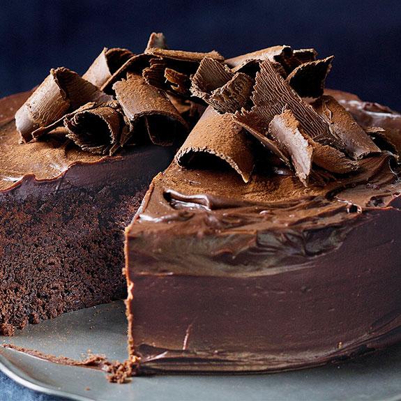 Идеальный шоколадный торт - рецепт от Pyramida