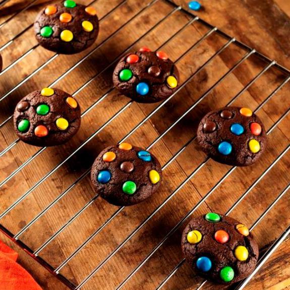 Печиво з М&M's - Рецепт від Pyramida
