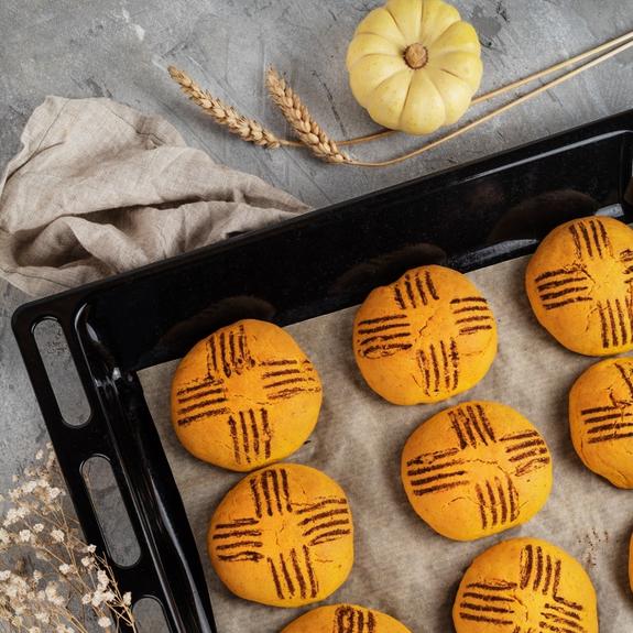 Гарбузове печиво - Рецепт від Pyramida