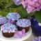 Букет з капкейков: їстівні квіти