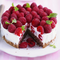 Малиновый чизкейк: диетический рецепт без выпекания