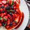 Літній низькокалорійний десерт