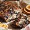 Зимний фруктово-ореховый кекс