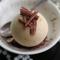 Морозиво семіфредо з праліне