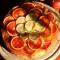 Пиріг-перевертиш з сіцілійськими апельсинами і лаймом