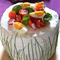 Салатный торт