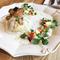 Теплый салат «Оливье»