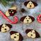 Печенье в форме собачки