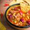 Мексиканский суп с кукурузой