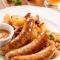 Белые колбаски по польскому рецепту