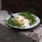 Парові вареники на кефірі з середземноморською сирною начинкою