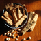 Сырное печенье с арахисом